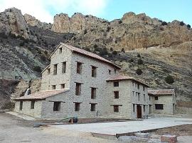 Арагон: В здании старой мельницы в Алиаге открылся отель-музей