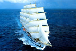 Star Clippers: круизы под парусами