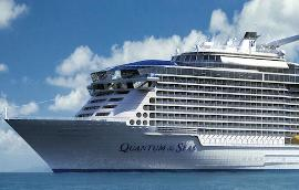 Карибы: Круизы Quantum of the Seas в сезоне 2014-2015 гг.